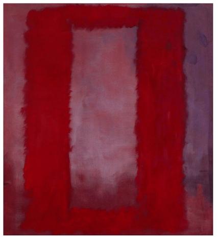Denis Taylor Artist Writer/Rothko